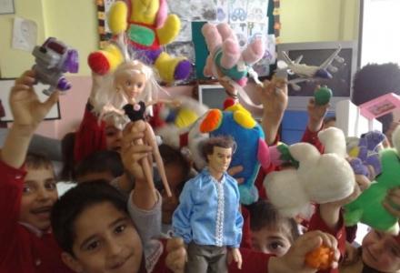 Bingöl Genç İlçesi Milli Eğitim Vakfı İlköğretim Okulu'na Yardım Gönderdik